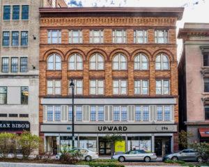 Upward Co-Living Space at 196 Trumbull, Hartford
