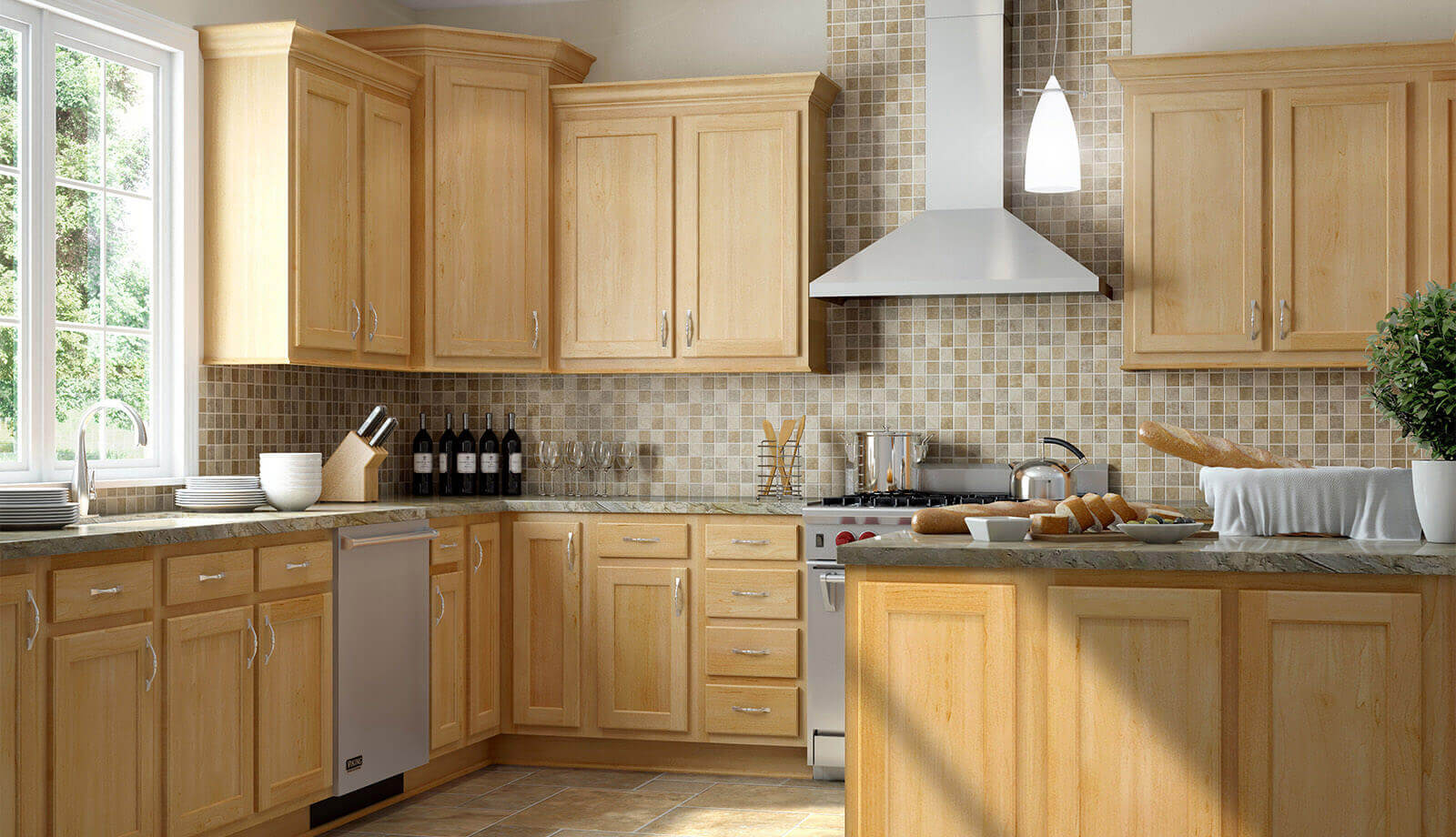 Project Solutions Viking Kitchen Cabinets