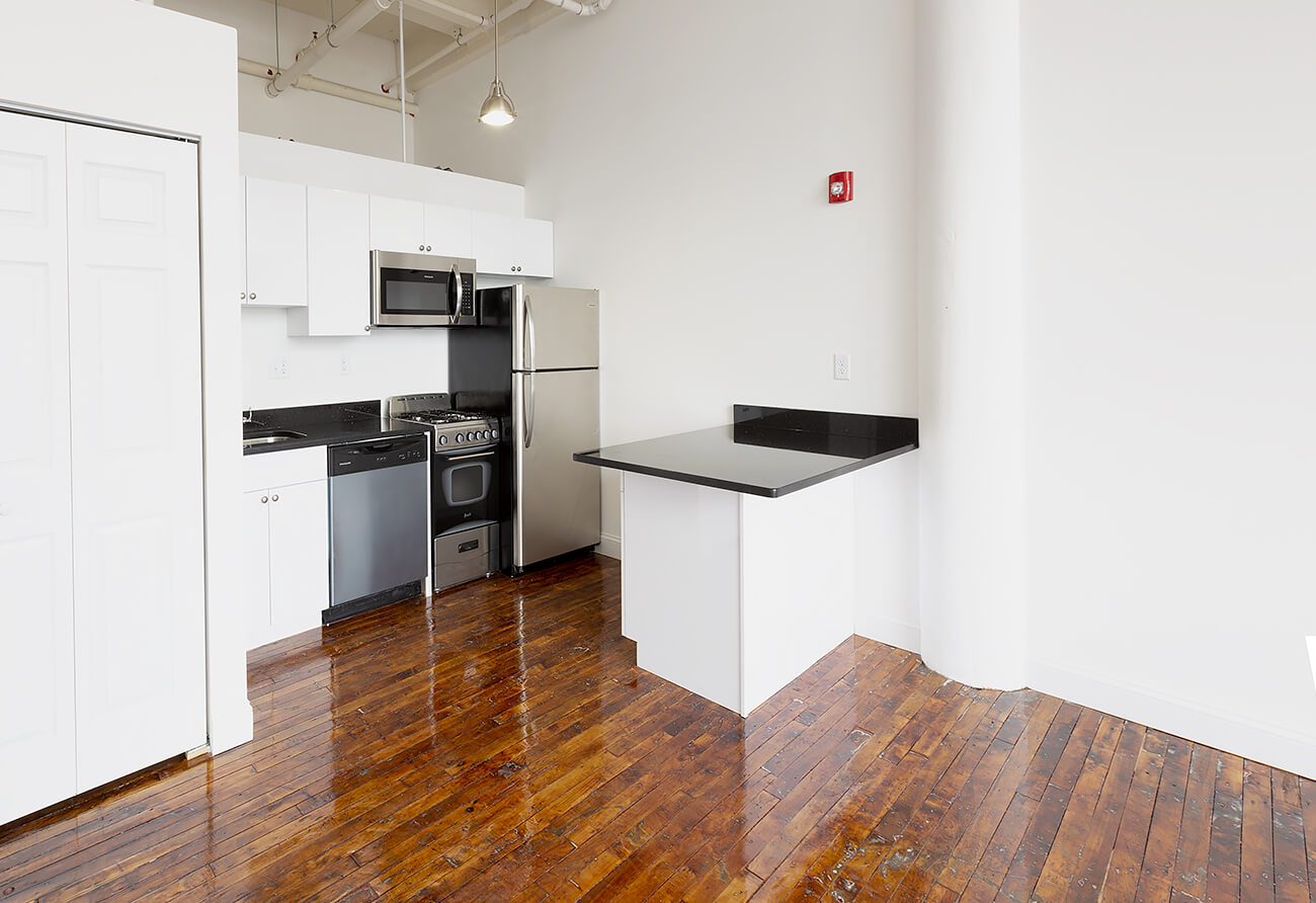 Arbor Street – Loft Kitchen