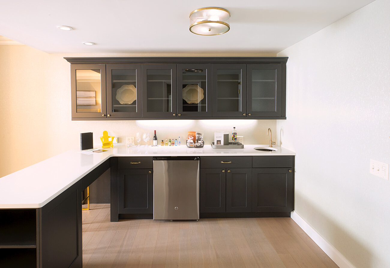 Delamar Hotel Residences Suites Viking Kitchen Cabinets