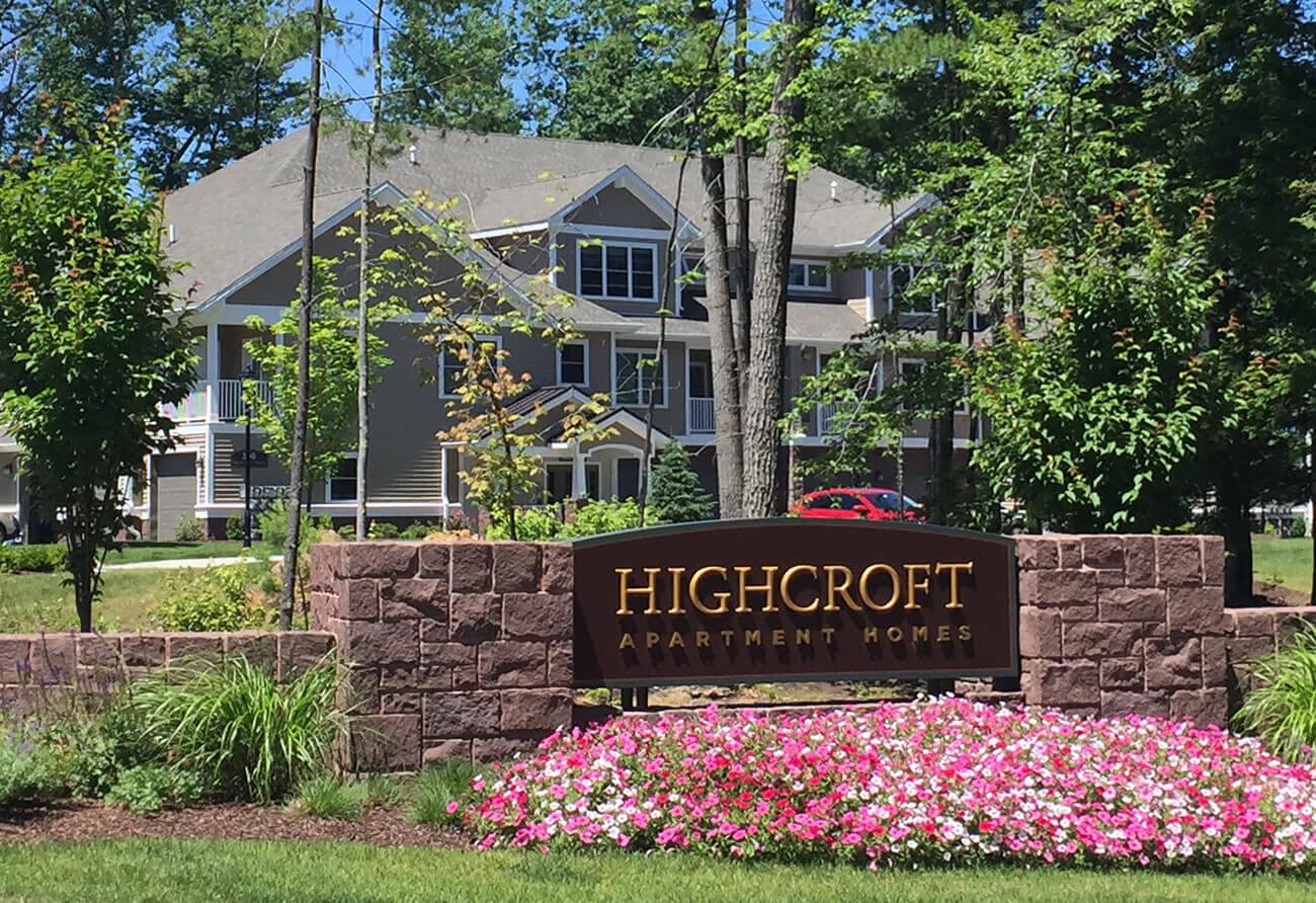 Highcroft – Exterior