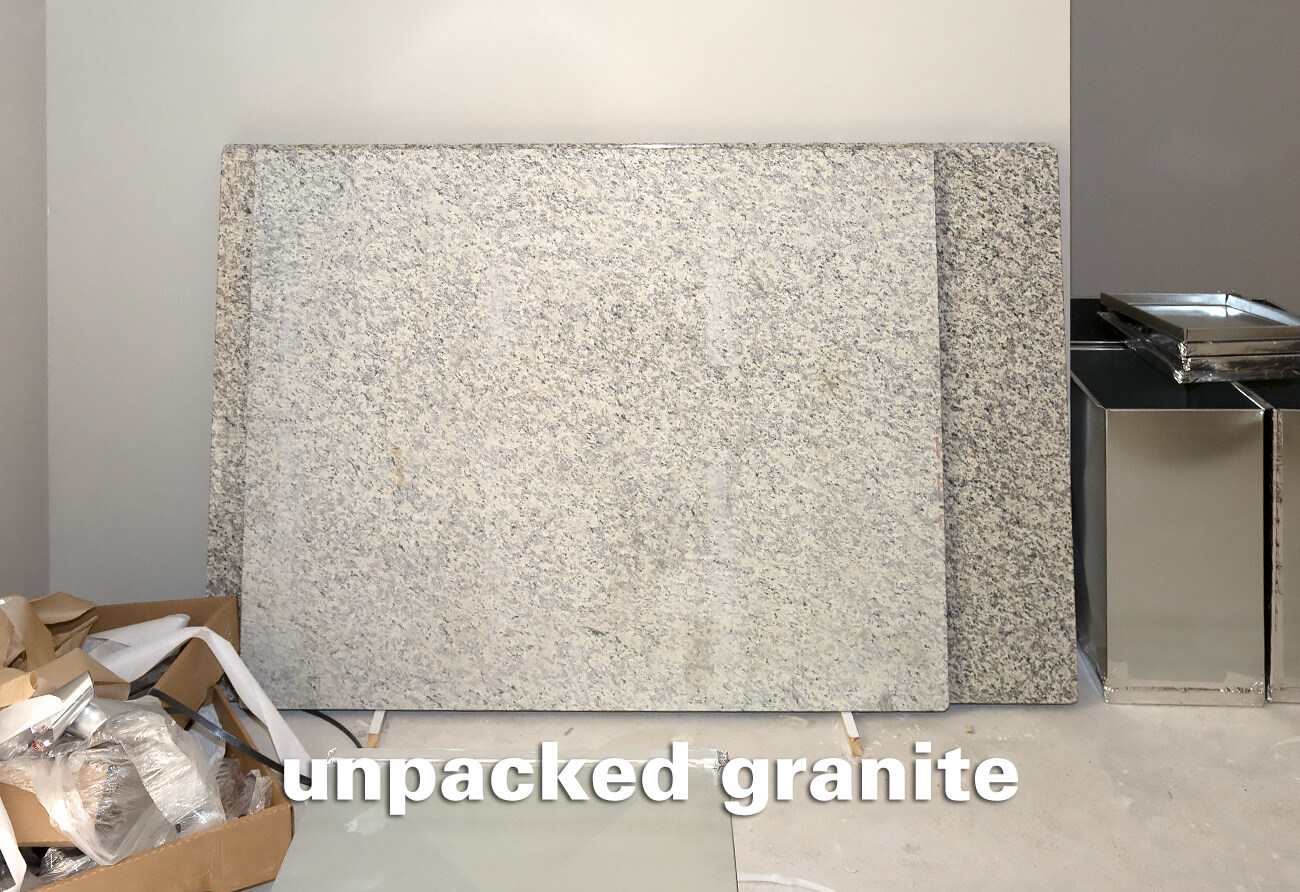 Highcroft – Unpacked Granite