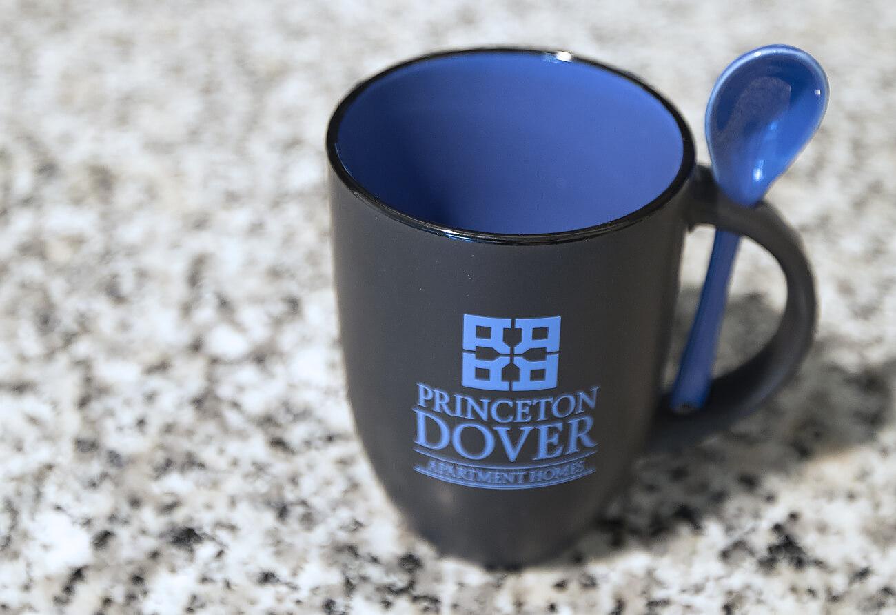 Princeton Dover – Kitchen Counter Detail