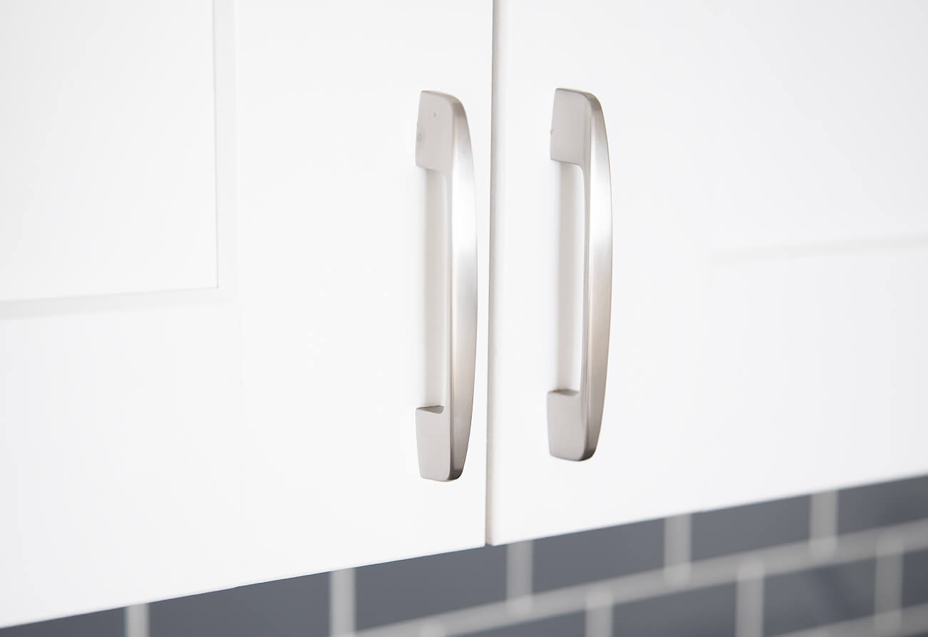 Princeton Dover – Kitchen Hardware Detail