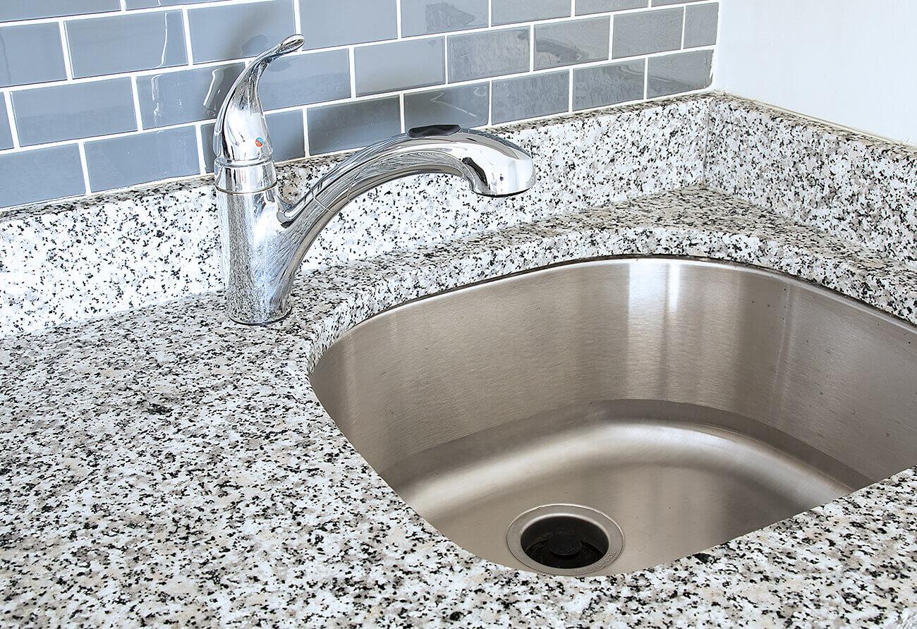 Princeton Dover – Kitchen Sink Detail