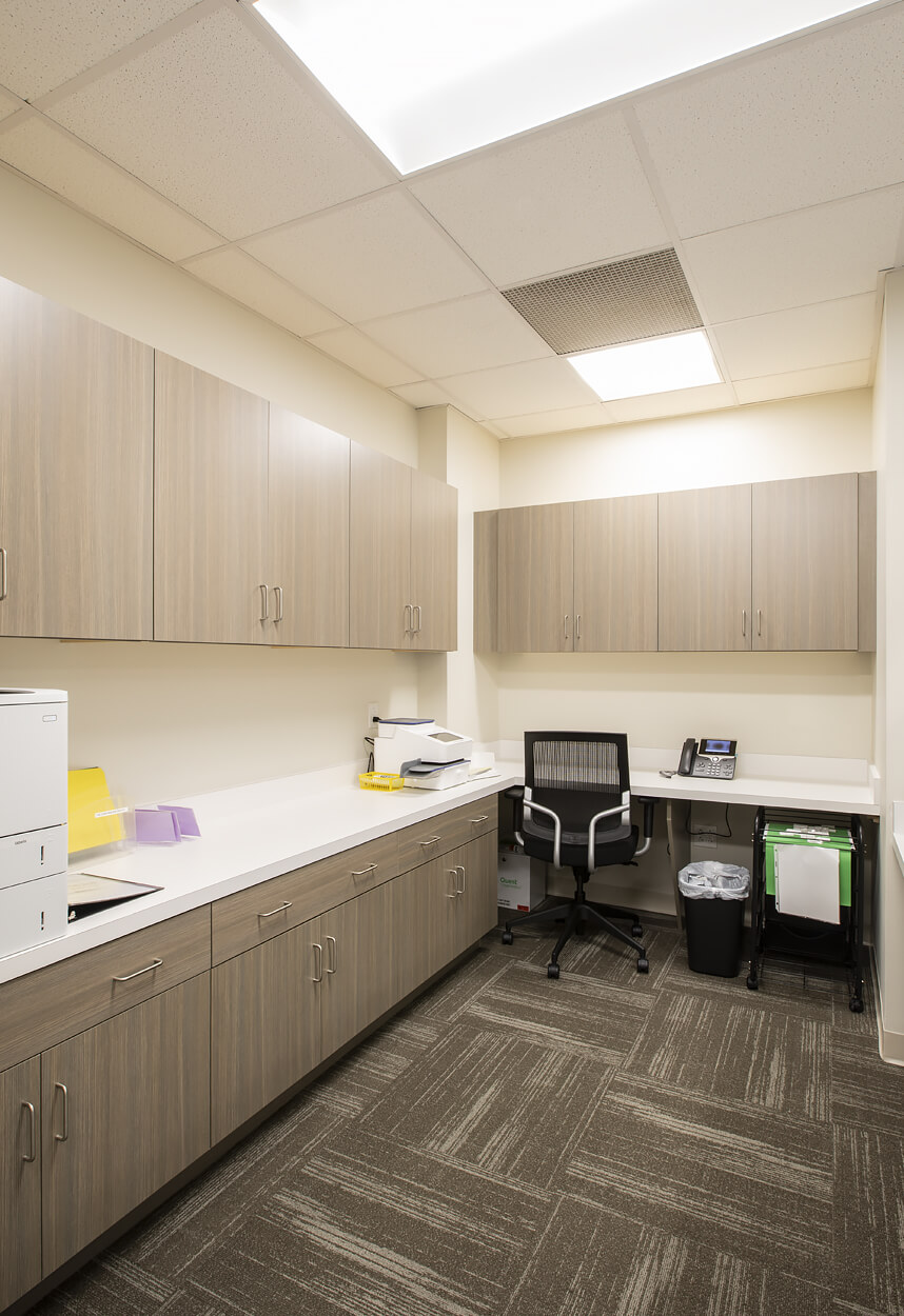Stony Brook Medical Center – Front Office