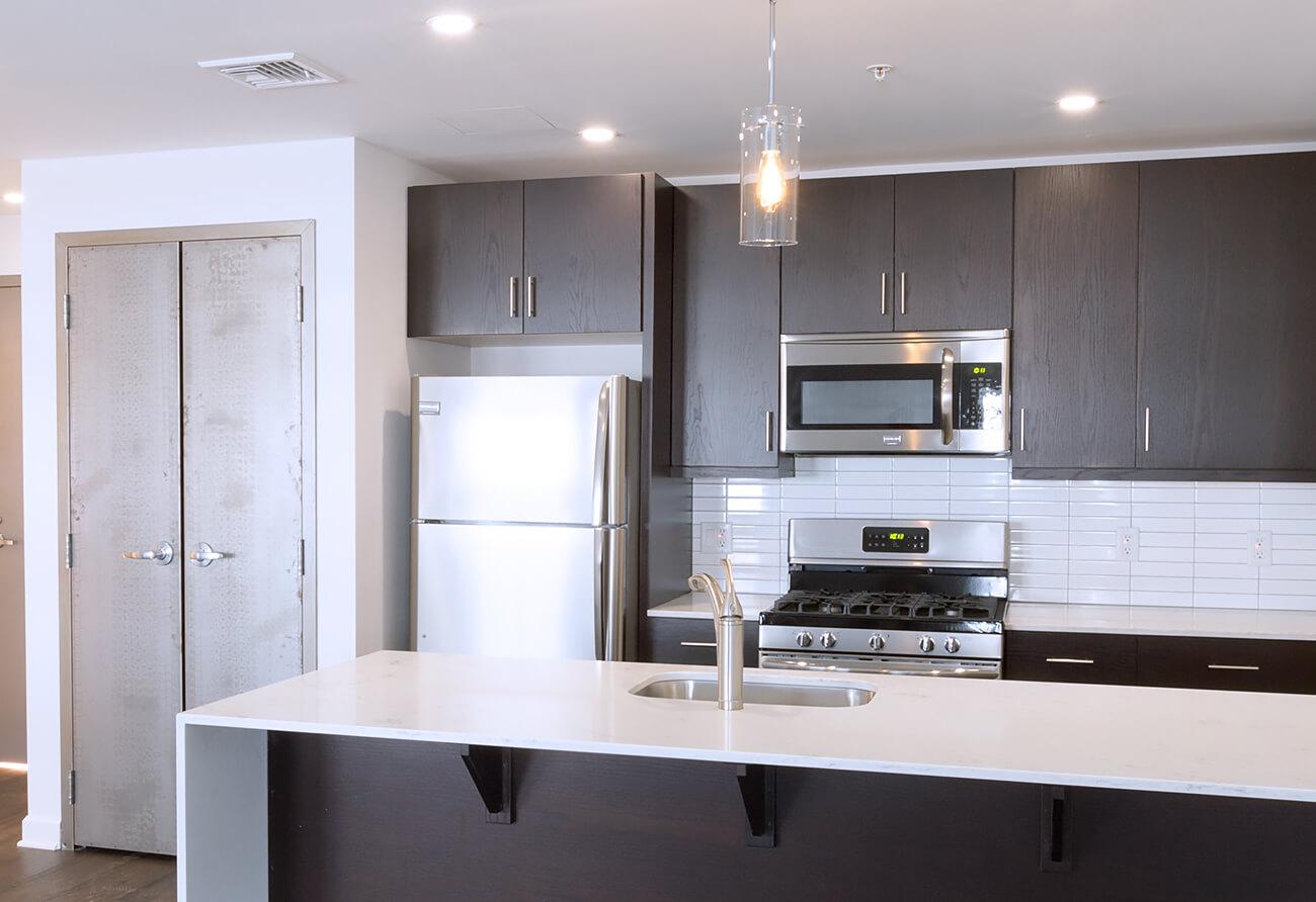 The Washington – 02 Kitchen